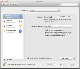 Cek MAC Pada Mac OS