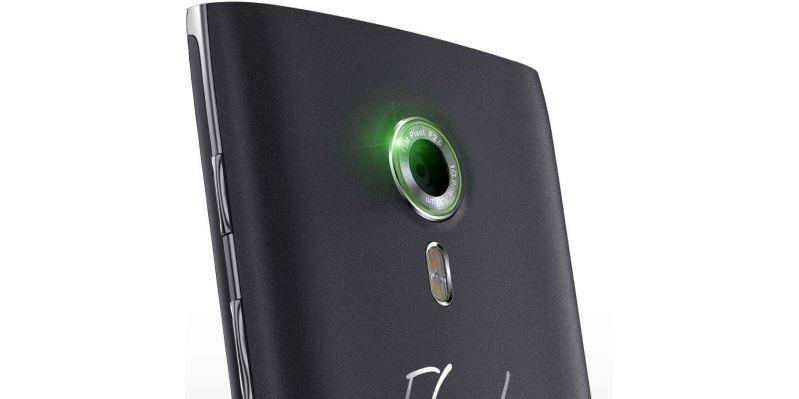 Kamera alcatel flash 2