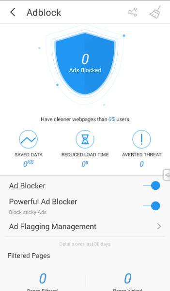 cara menghilangkan iklan di hp android dengan ucbrowser 3