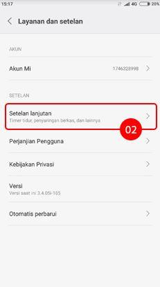 Cara menghilangkan iklan di HP Xiaomi pada aplikasi Musik 2