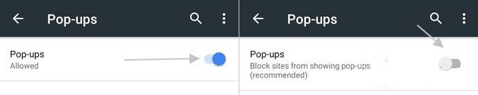 cara menghilangkan iklan di hp android dengan google chrome 5
