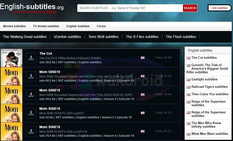 download subtitle indonesia english subtitle 1