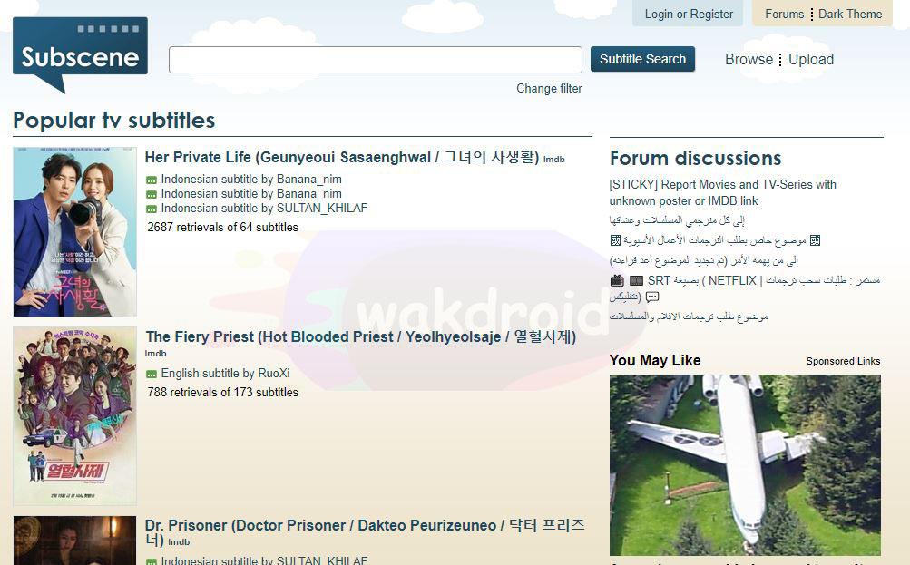 download subtitle indonesia subscene 1