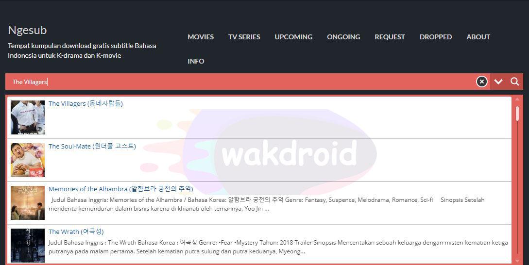 download subtitle indonesia ngesub 2