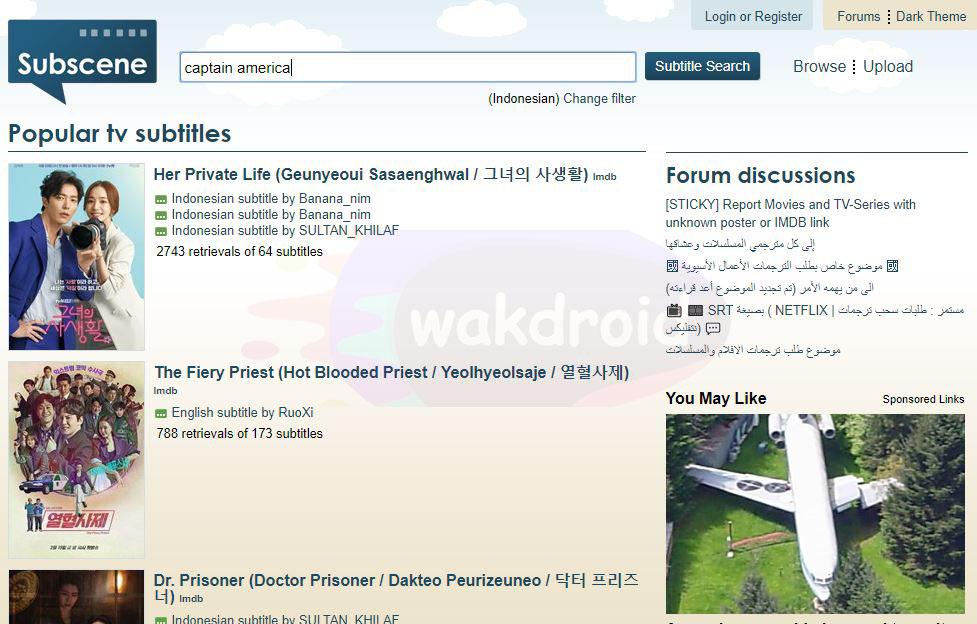 download subtitle indonesia subscene 2
