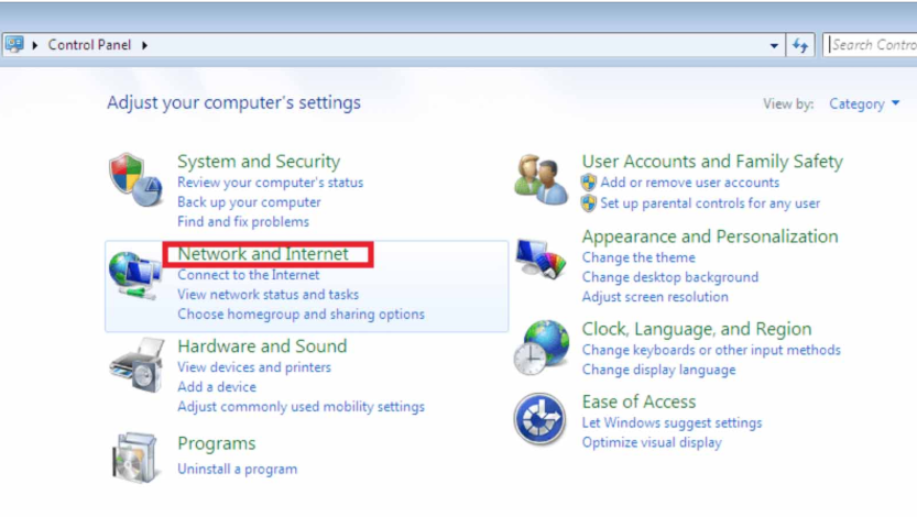 cara mengetahui password wifi di laptop windows 7